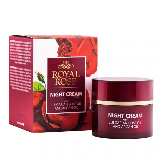 Biofresh Royal Rose Nachtcreme