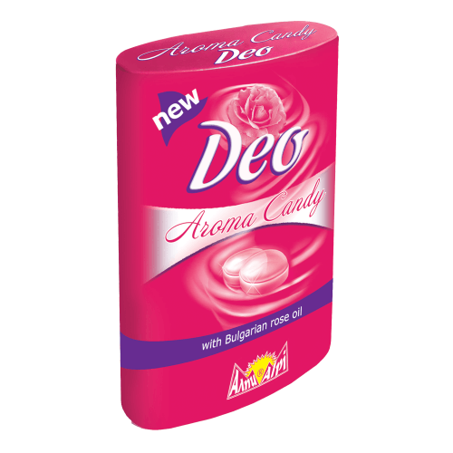 Alpi Deo Aroma Bonbons Rose Box