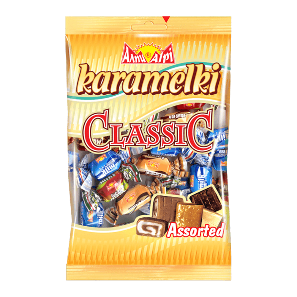 Alpi Karamelki Classic Schoko Toffee Bonbons