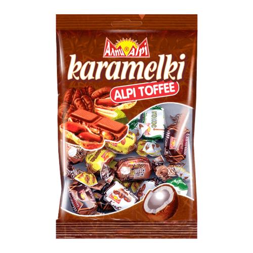 Alpi Karamelki Schoko Mix Toffee Bonbons