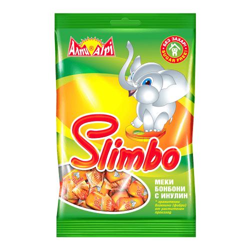 Alpi Slimbo Inulin Ballaststoff Bonbons Zuckerfrei