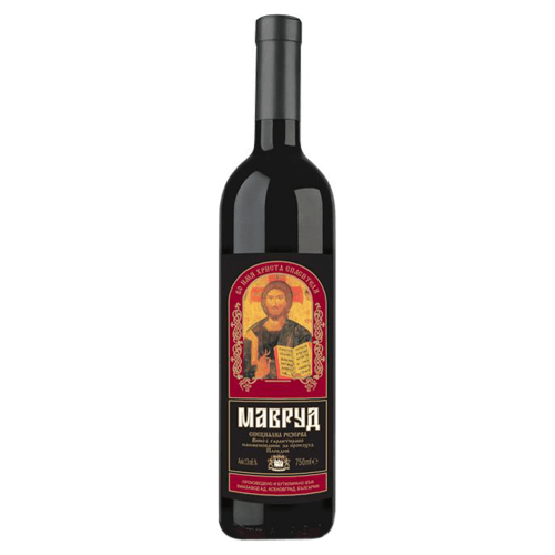 Assenovgrad Mavrud Special Reserve Ikone