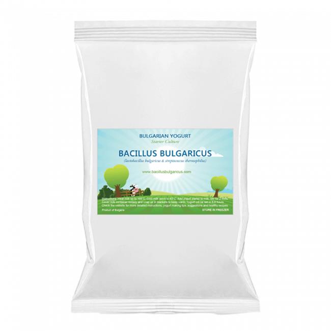 Bacillus Bulgaricus Bulgarische Joghurt Starterkulturen 1L - 150L