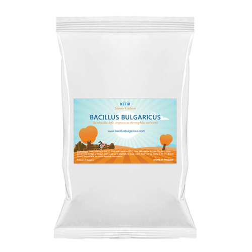 Bacillus Bulgaricus Bulgarische Kefir Starterkulturen 0,5L - 8L