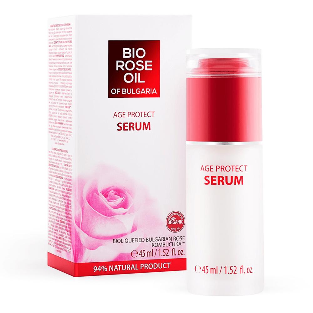 Biofresh Bio Rose Oil of Bulgaria Anti Age Serum