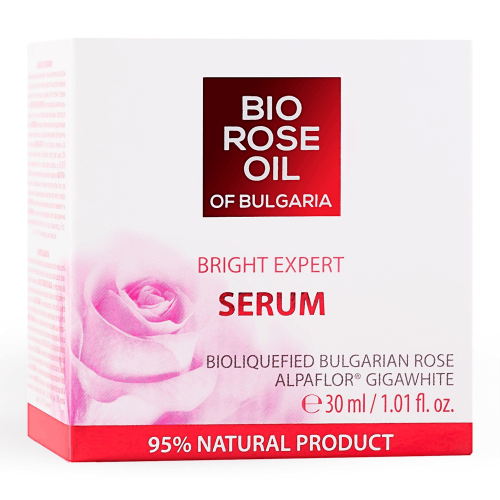 Biofresh Bio Rose Oil of Bulgaria Aufhellendes Experten Serum