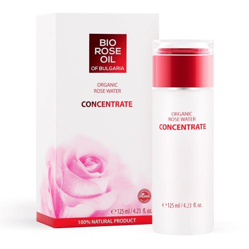 Biofresh Bio Rose Oil of Bulgaria Organic Rosenwasser Konzentrat