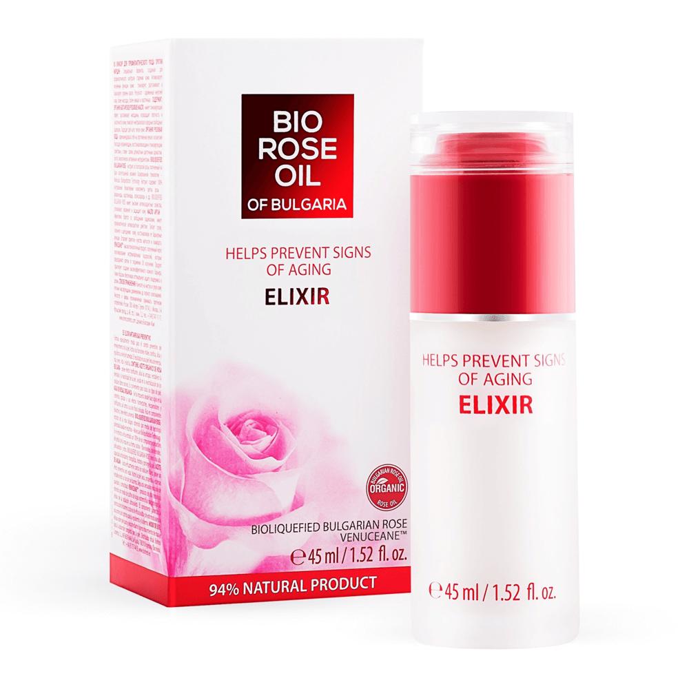 Biofresh Bio Rose Oil of Bulgaria Vital Elixier gegen Hautalterung