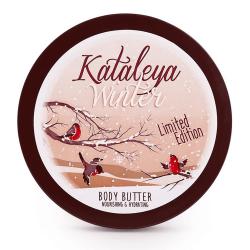 Das ist die Kataleya Winter Body Butter von Biofresh.