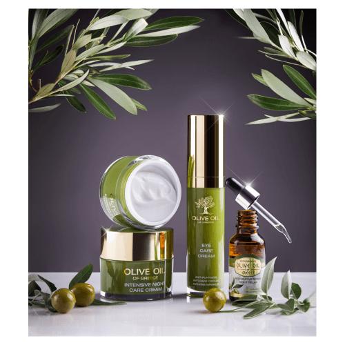 Das ist ein Olive Oil of Greece Gesichtspflege Set von Biofresh aus Bulgarien.
