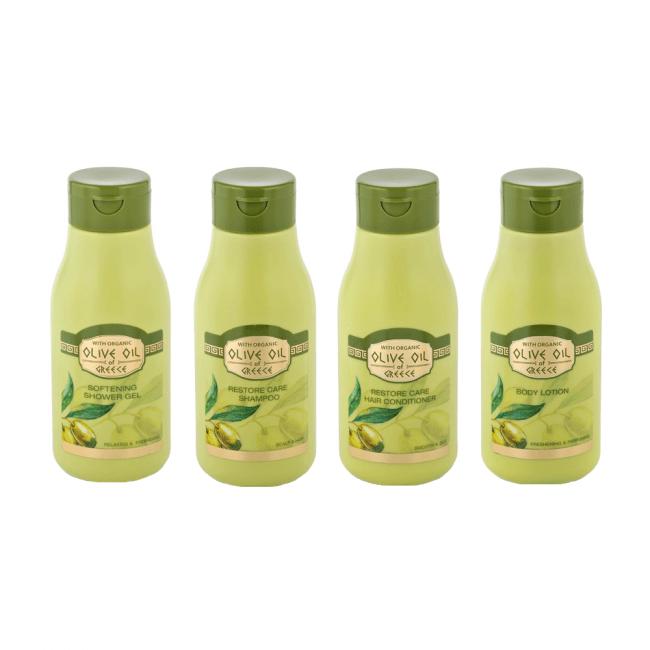 Das ist die Olive Oil of Greece Körperpflege Set von Biofresh aus Bulgarien.