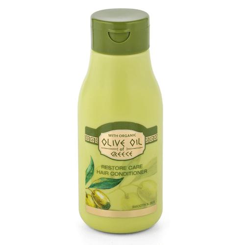 Das ist der Olive Oil of Greece Restore Care Hair Conditioner von Biofresh aus Bulgarien.