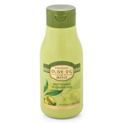 Das ist das Olive Oil of Greece Soft Relax Duschgel von Biofresh aus Bulgarien.