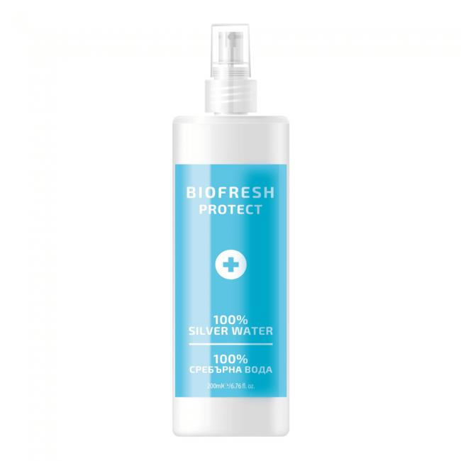 Biofresh Protect 100% Silberwasser Gesichtswasser 200ml