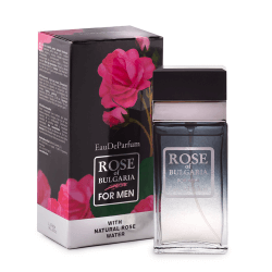 Biofresh Rose of Bulgaria Eau De Parfum for Men