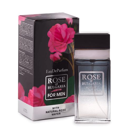 Biofresh Rose of Bulgaria Eau De Parfum for Men