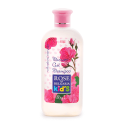 Biofresh Rose of Bulgaria Kids Duschgel - Shampoo 2in1