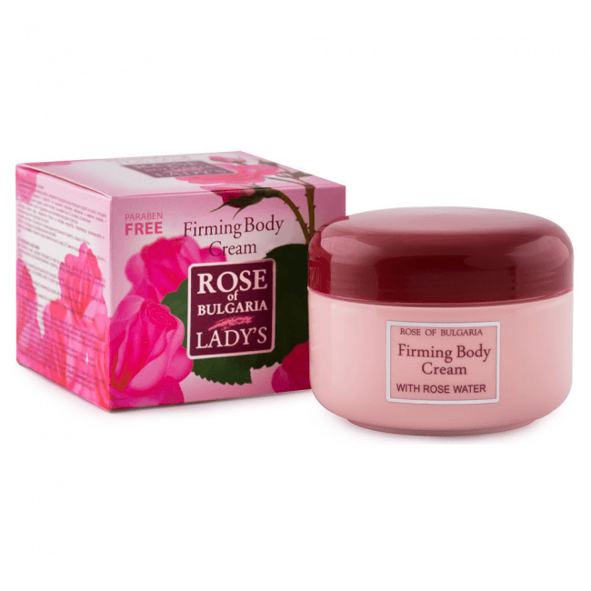 Biofresh Rose of Bulgaria Straffende Bodycreme