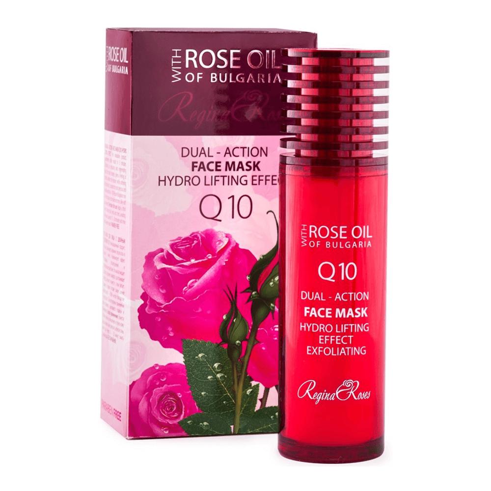 Biofresh Rose Oil of Bulgaria Hydrolifting Q10 Gesichtsmaske 2in1