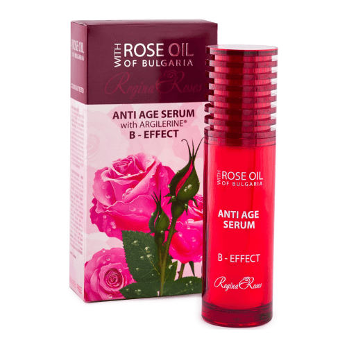 Biofresh Rose Oil of Bulgaria Anti Age Argireline Serum B-Effekt