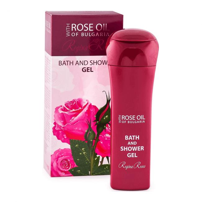 Biofresh Rose Oil of Bulgaria Bade & Duschgel