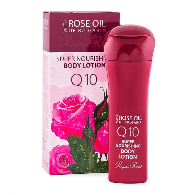 Biofresh Rose Oil of Bulgaria Super Nourishing Bodylotion Q10