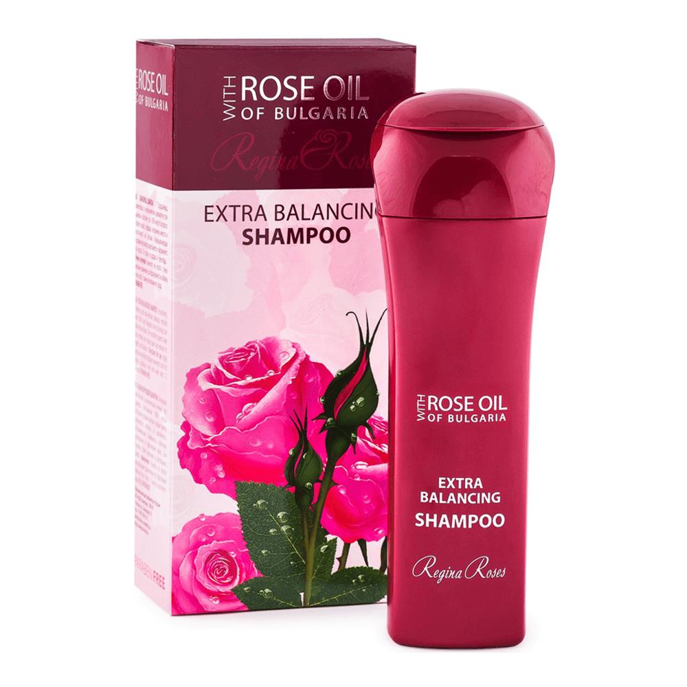 Biofresh Rose Oil of Bulgaria Extra Balance Shampoo