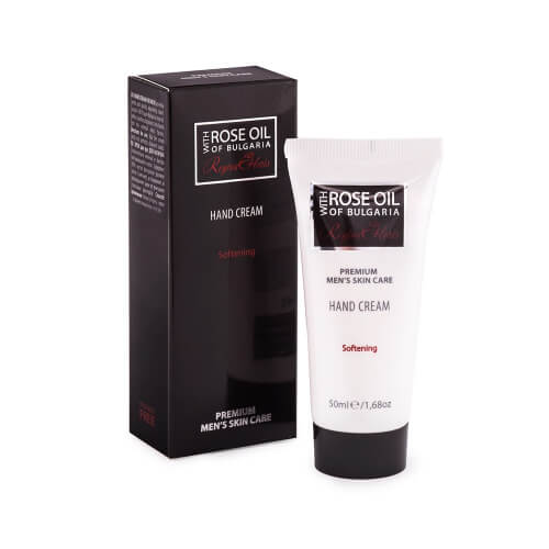Biofresh Rose Oil of Bulgaria for Men Handcreme