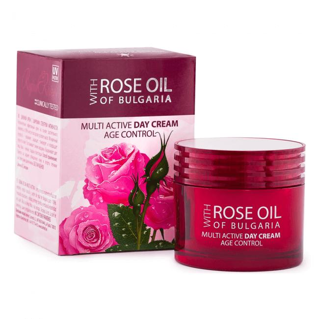 Rose Oil of Bulgaria Multi Active Tagescreme von Biofresh