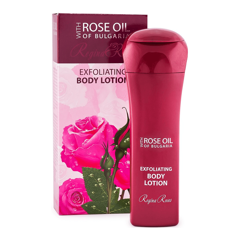 Biofresh Rose Oil of Bulgaria Peeling Bodylotion