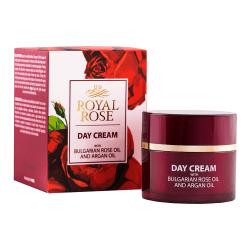 Biofresh Royal Rose Tagescreme mit Rosenöl und Argonöl
