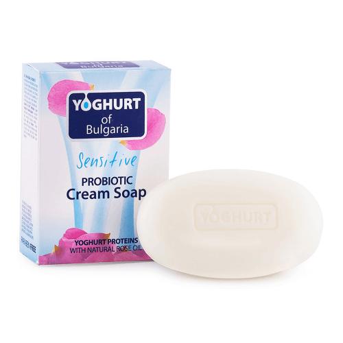 Biofresh Yoghurt of Bulgaria Probiotische Joghurt Seife Sensitive