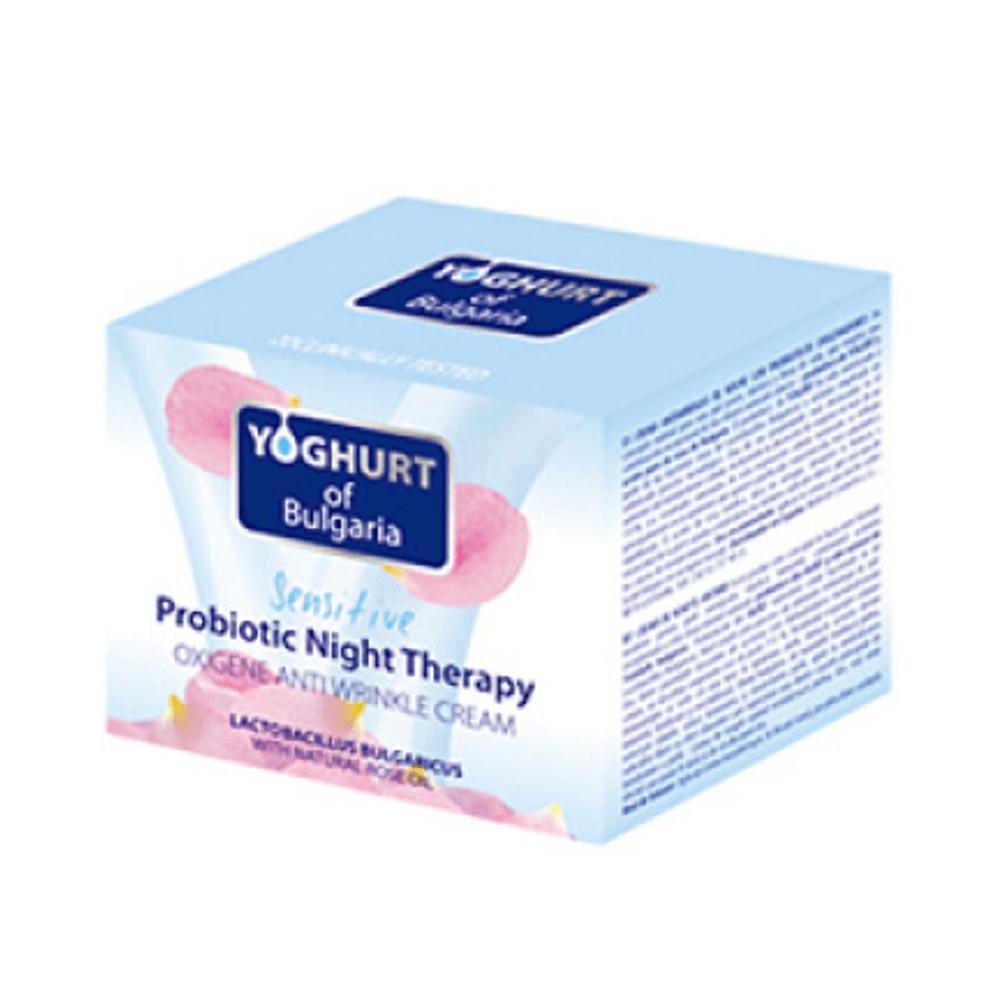 Biofresh Yoghurt of Bulgaria Probiotische Nachtcreme Therapy