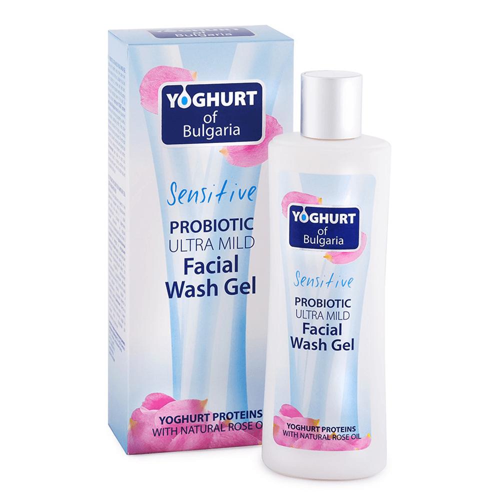 Biofresh Yoghurt of Bulgaria Probiotisches Ultra Mildes Gesichtswaschgel