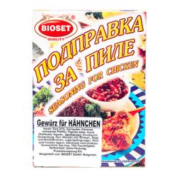 Bioset bulgarisches Gewürz für Hähnchen