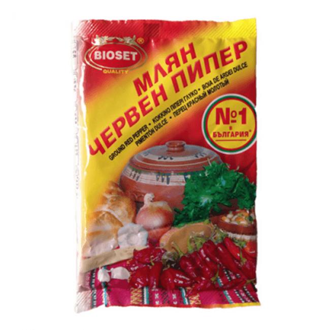 Bioset Original Paprika Süss 55g