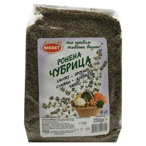 Bioset Original Tschubritza Bohnenkraut 250g