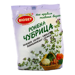Bioset Original Tschubritza Bohnenkraut 10g