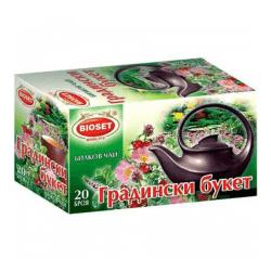 Bioset Tee Gartenstrauss