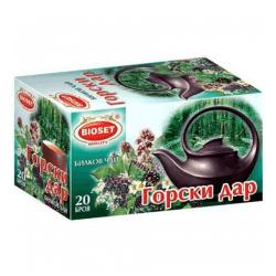 Bioset Tee Waldbescherung 30g