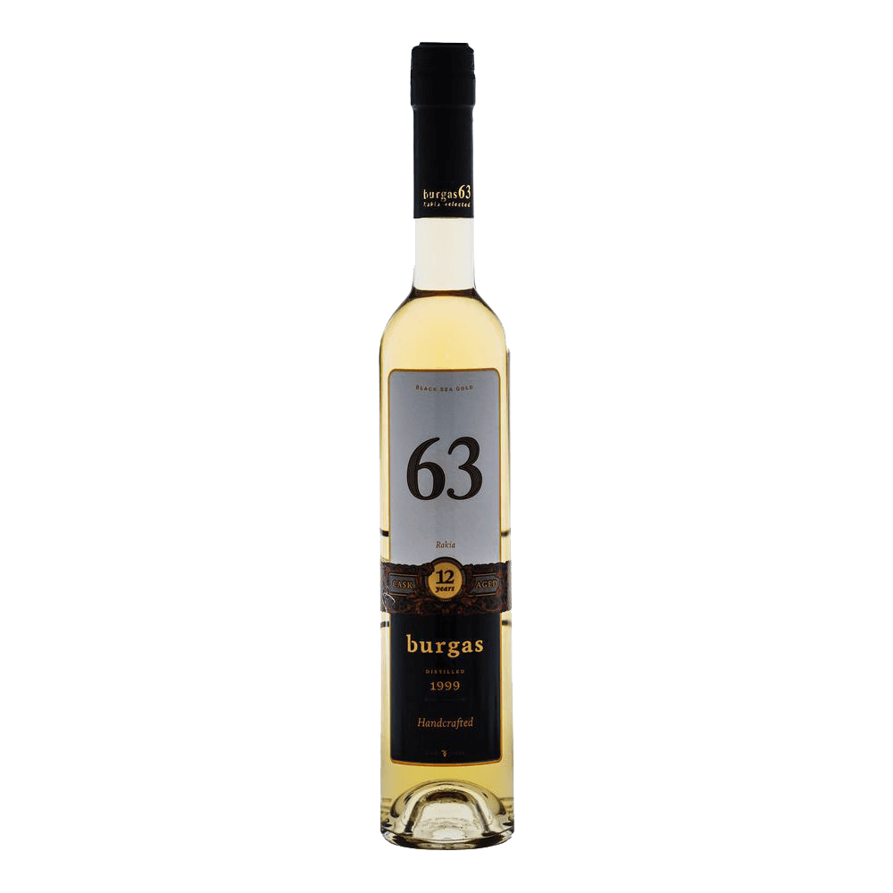 Black Sea Gold Pomorie Burgas 63 Muskat Ottonel 12 Jahre