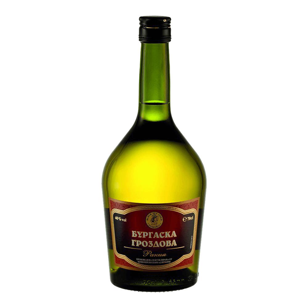 Black Sea Gold Pomorie Burgas Grozdova Rakija