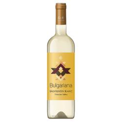 Bulgariana Sauvignon Blanc aus der Trakischen Tiefebene in Bulgarien.