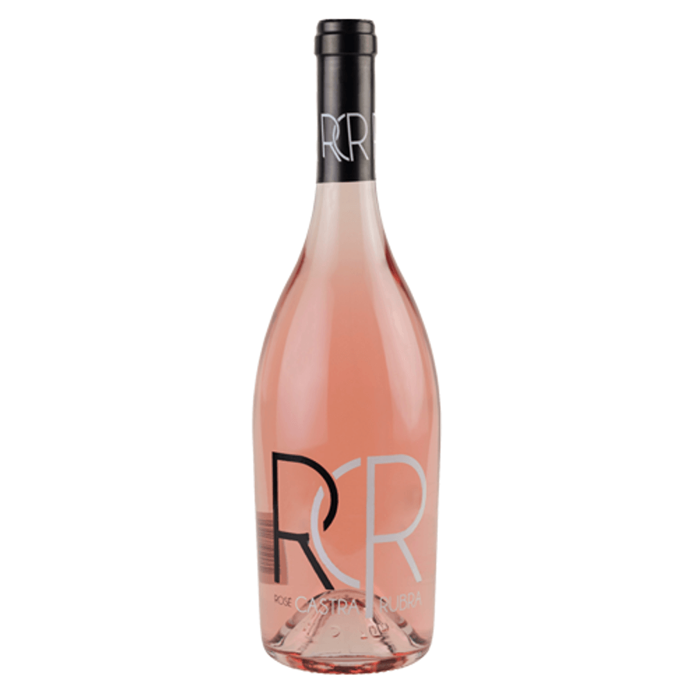 Castra Rubra Rose aus den Reben Cabernet Sauvignon und Cabernet Franc.