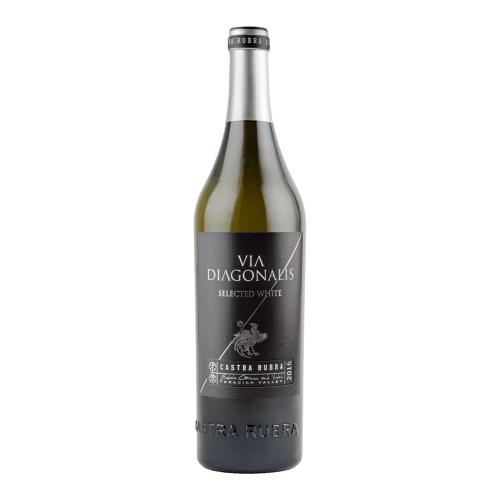 Castra Rubra Via Diagonalis Selected White aus den Reben Sauvignon Blanc, Semillon, Chardonnay, Grenache Blanc, Sauvignon Gris, Petit Manseng.