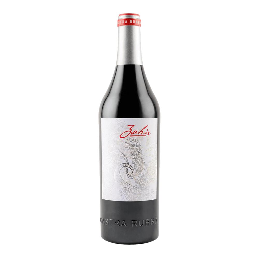 Castra Rubra Zahir Red aus Merlot, Cabernet Sauvignon, Sangiovese, Alicante