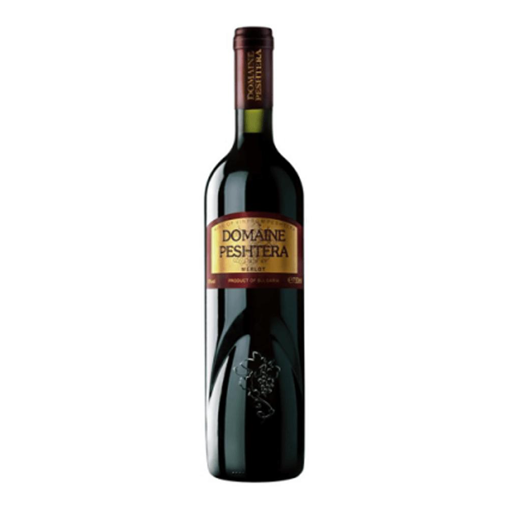 Bulgarischer Rotwein Domaine Peshtera Merlot