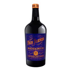 Four Friends Cabernet Sauvignon & Cabernet Franc Reserve Single Vineyard