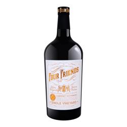 Four Friends Cabernet Sauvignon Single Vineyard