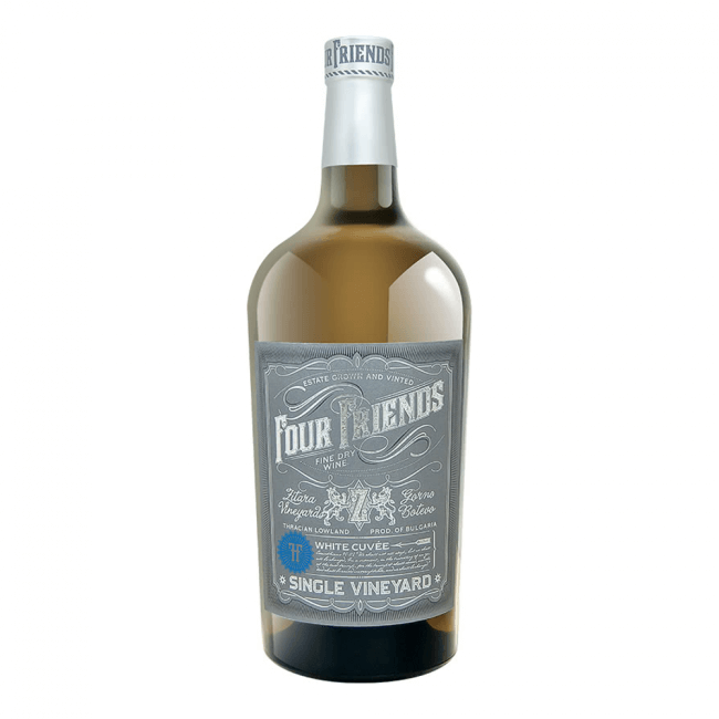 Four Friends White Cuvee Single Vineyard